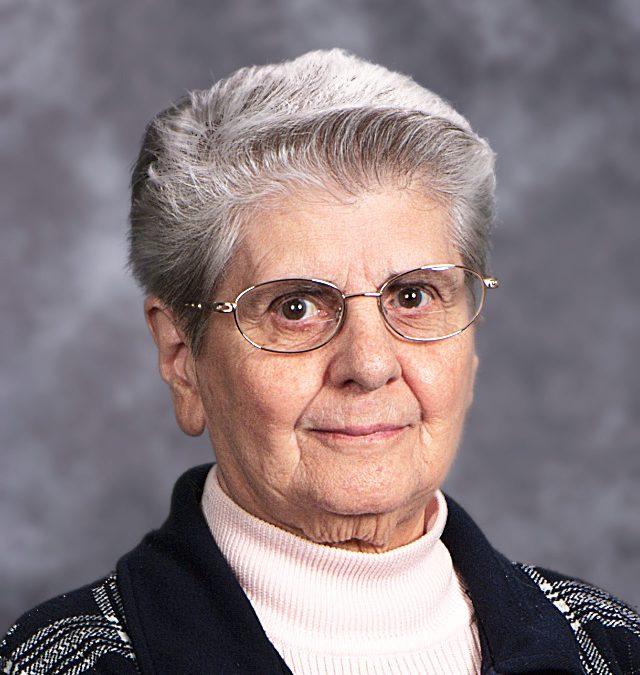 Sister Anne Joachim Vari