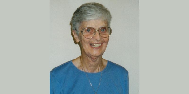 Sister Frances Schier, OP