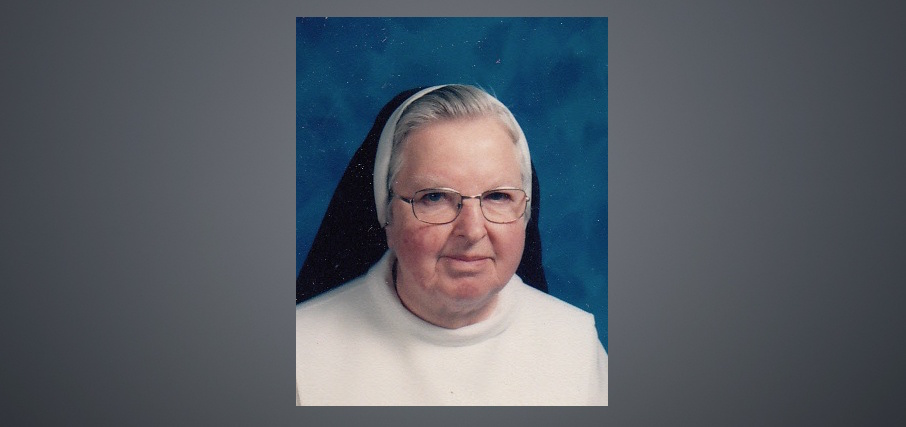 Remembering: Sister Mary Lorraine Beckes, OP