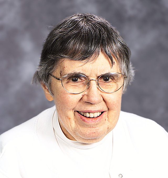 Remembering Sister Eileen McCabe