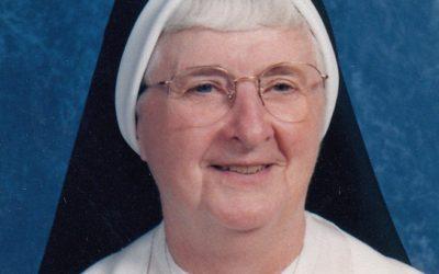 Sister Ann Cecilia Regan, OP