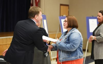 First-Ever Agnes Boyle Scholar Award Honors Accelerated Adult Students