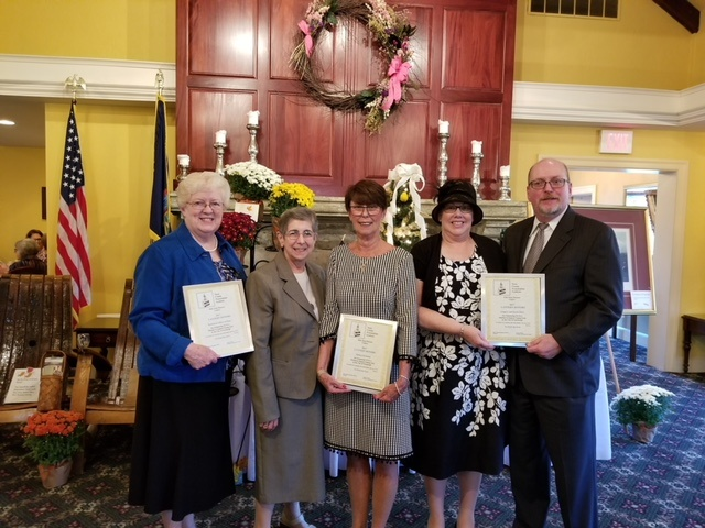 Nora Cronin Presentation Academy Honors the Dominican Sisters of Hope