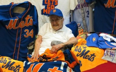 José Reyes Gives Sister Anne Stephen This Surprise on her 100th Birthday
