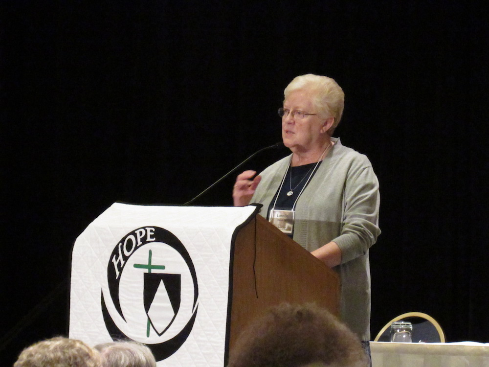 Photo Essay: Assembly 2018, Day 1 - Dominican Sisters of Hope
