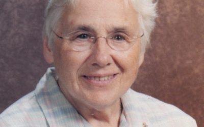 Sister Gertrude Gaudette
