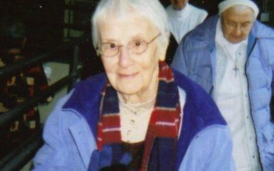 Sister Julie Maria Pintal, OP