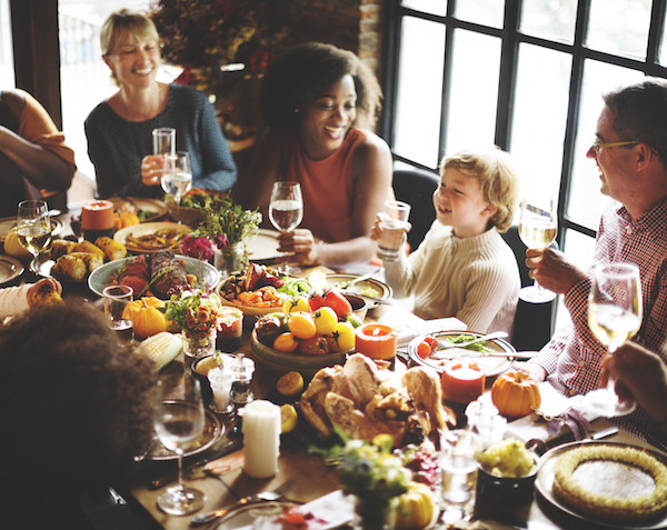 Here's Your Guide to Engaging in Meaningful Dialogue this Thanksgiving