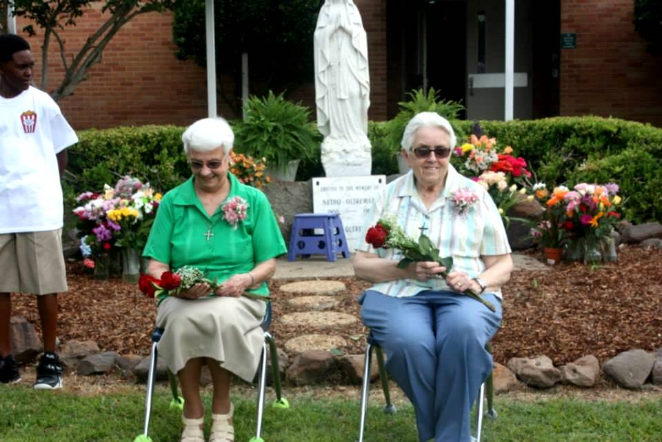 Sister Mary Elizabeth DeBoer Honored for 17 Years of Service