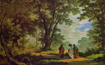 On the Road, by Sr. Marianne Watts