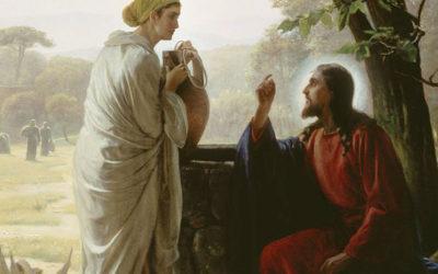 Lenten Reflection: Thirsting for Jesus