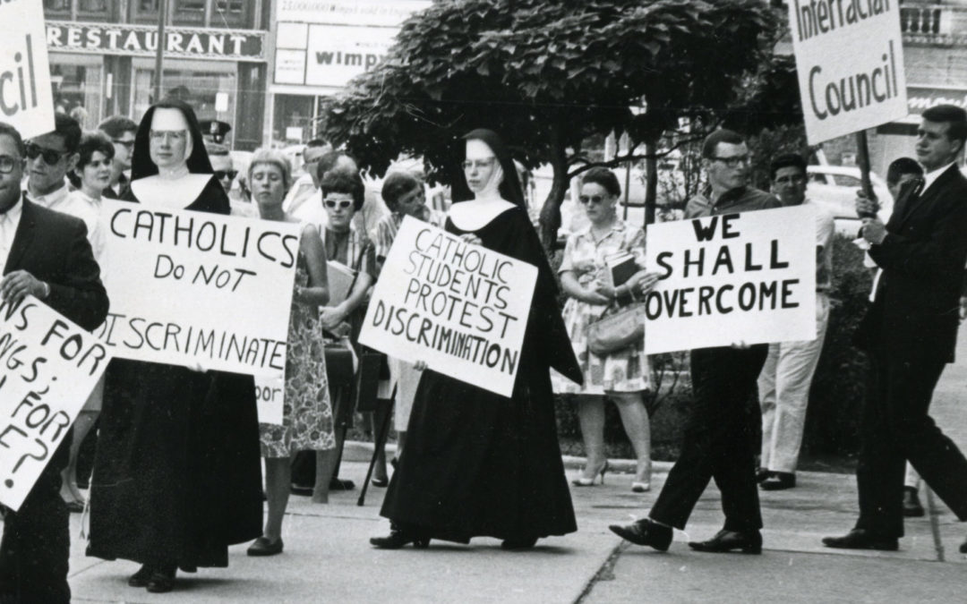 One Sister Joined the Fight for Civil Rights, Then She Realized This