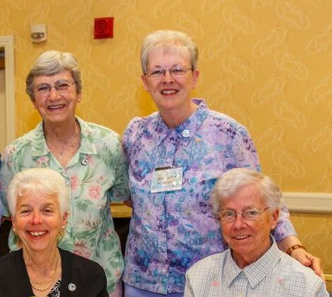 Sister Maryann Ronneburger on Teaching, Entering the Convent, and Homesickness