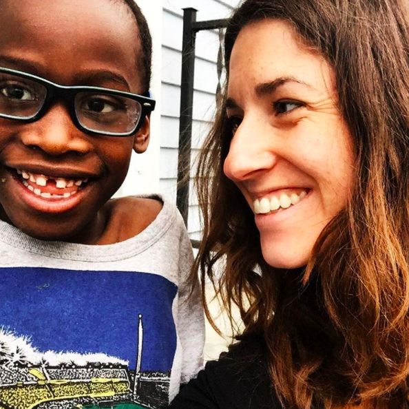 Discovering Racism Under My Skin (as the White Mother of a Black Son)