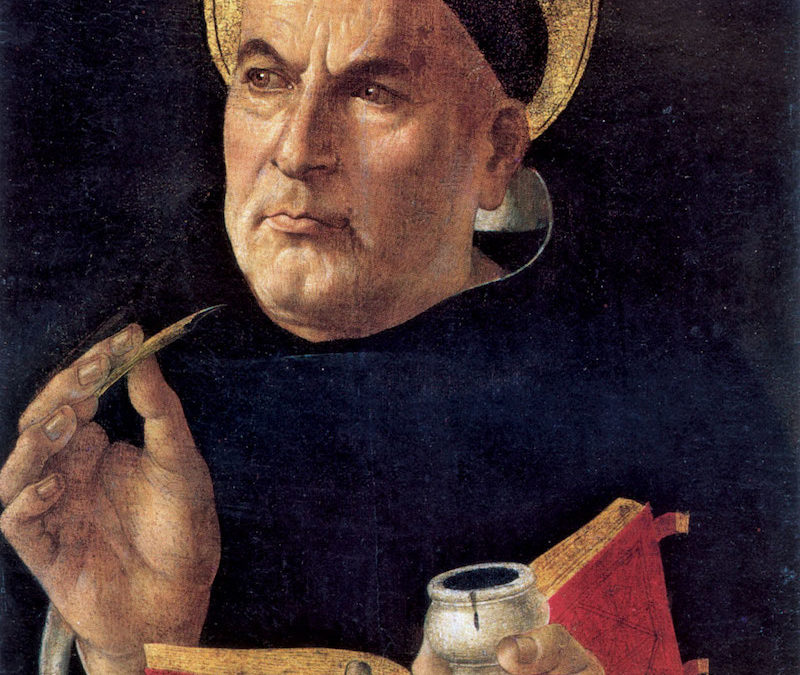 4 Lessons from Saint Thomas Aquinas that Still Apply to Our Lives Today - Dominican Sisters of Hope