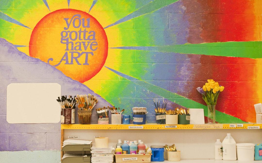 Teacher Trick: Art Works