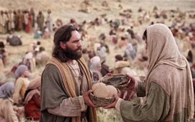 Easter Reflection: Feeding Multitudes