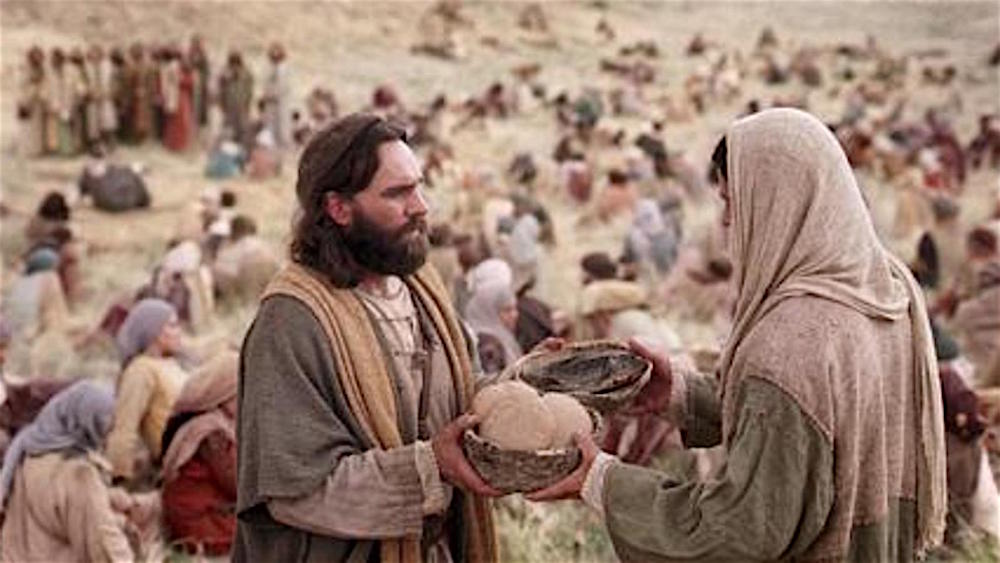 Easter Reflection: Feeding Multitudes