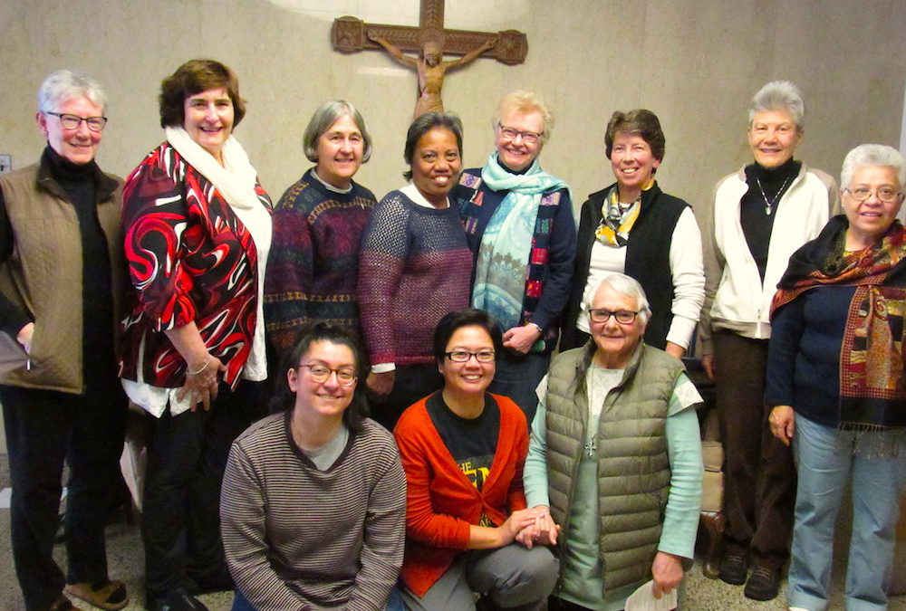 PHOTO ESSAY: Dominican Sisters from around the World Gather at Mariandale for Prayer, Reflection