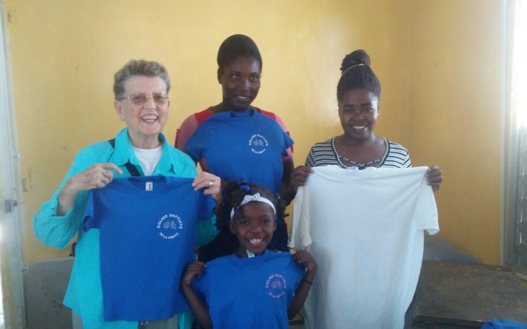Hope is: Sewing the Way to a New Future