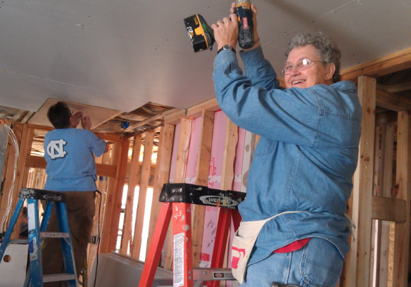 Hope is: Rebuilding Homes and Lives