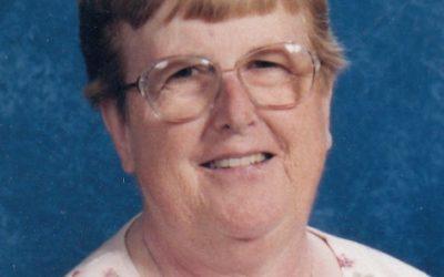 Sister Christine Hartnett, OP