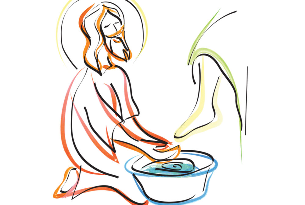 Reflection on the Washing of the Feet