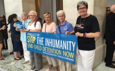 Pray with Us to End Child Detention: Stop the Inhumanity!