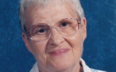 Sister Doris McKernan, OP