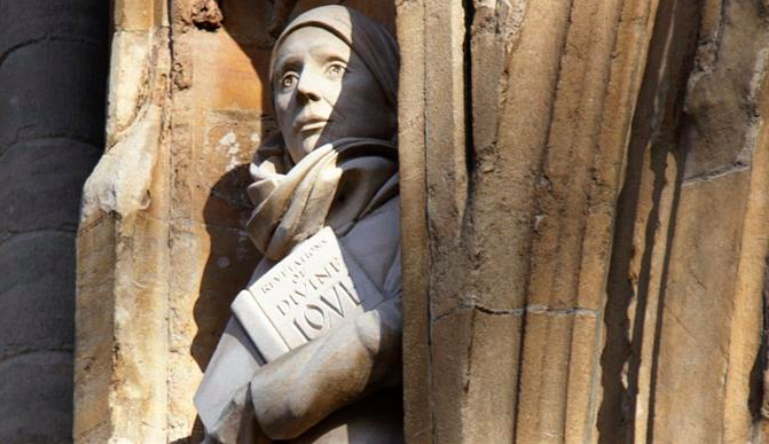 Julian of Norwich Comes to The Center at Mariandale