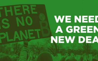 Join Us: Learn about the Green New Deal