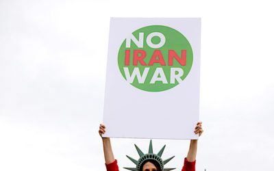Peace must Prevail: Statement on United States Engagement with Iran