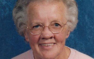 Sister Maura Schefter, OP