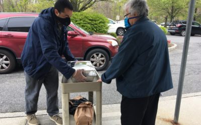 Dominican Sisters Buy Lunch for Healthcare Workers