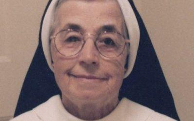 Sister Marie Jeanne Beauregard, OP