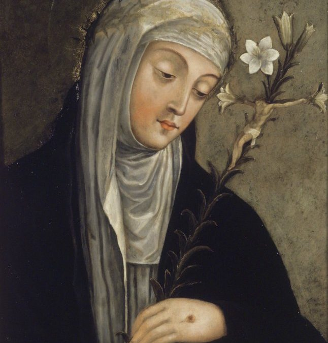 Catherine of Siena: Dialogue with God