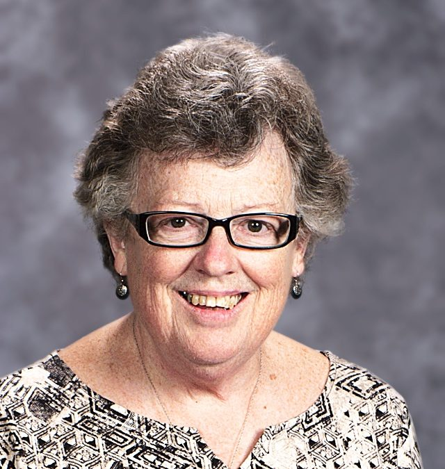 In memoriam for Sister Mary Ella Morrison, OP (aka Target)
