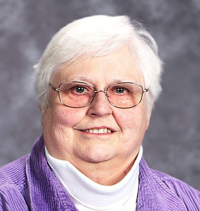 Associate Mary Geiger