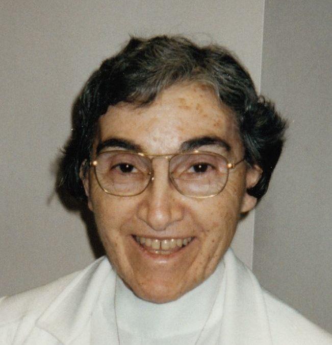 Sister Roberta Ann Bucci, OP